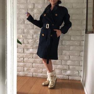 Ralph Lauren Denim Trench Coat